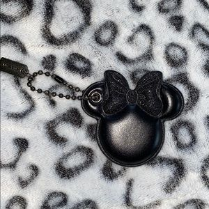Coach Minnie Mouse charm